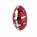 Bug design kapstok rood