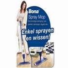 Bona spray mop (hout gelakte vloeren)